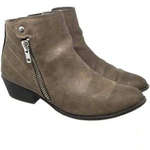 Madden Girl Women's Ankle Boots Size Us 7.5M Brown